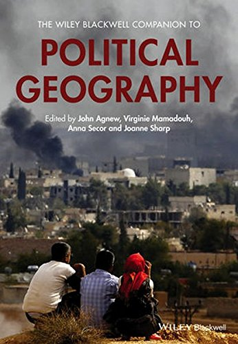 The Wiley Blackwell Companion to Political Geography (Wiley Blackwell Companions to Geography) (Joanne Sharp compare prices)