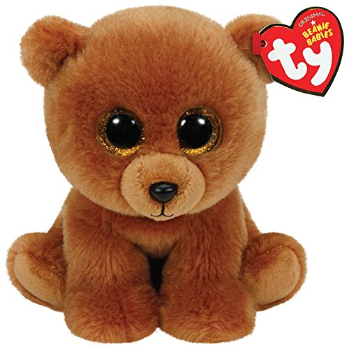 Ty Classic Brownie The Brown Bear Plush (Brown Bear Stuffed Animal compare prices)
