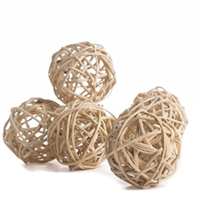 Factory Direct Craft Twig Brush Balls