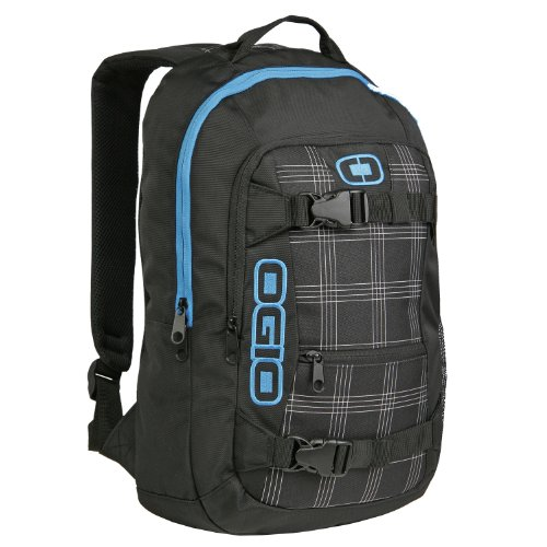 OGIO Detroit Bag (Black Plaid)