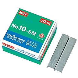 Max Desktop Staples No.10-5M, Pack 2 pcs.