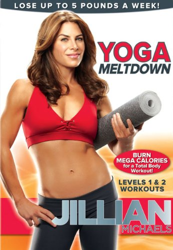 Yoga Meltdown DVD