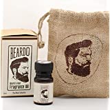Beardo Beard & Hair Fragrance Oil, The Black Velvette 10ml