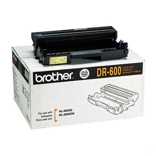 Genuine Brother Drum For Hl-6050D, Hl-6050Dn, Hl-6050Dw - Dr600