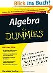 Algebra f�r Dummies