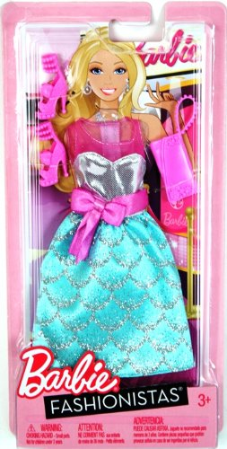 Barbie Fashionistas Barbie Party Dress