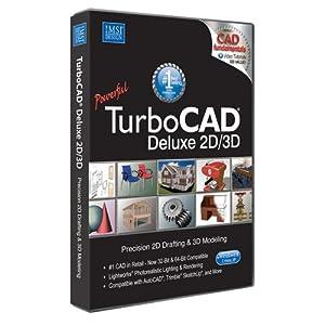 Turbocad Deluxe 21 2d Design 3d Modeling Cad