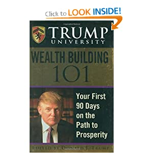 Trump University Wealth Building 101