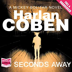 Seconds Away | Livre audio