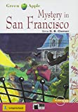 Mystery in San Francisco - Buch mit Audio-CD (Black Cat Green Apple - Step 1)