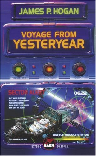 Voyage From Yesteryear, Hogan, James P.