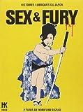 echange, troc Histoires lubriques du Japon Vol. 2 - 2 films de Norifumi Suzuki : Sex & Fury + Caresses sous un kimono [Édition Collector Lim