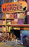 img - for Literally Murder (A Black Cat Bookshop Mystery) book / textbook / text book
