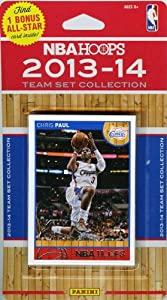 2013 14 Panini Hoops NBA Basketball Los Angeles Clippers Factory Sealed Complete Team... by Wowzzer