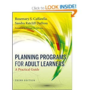 Downloads Planning Programs for Adult Learners: A Practical Guide