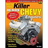 How to Build Killer Big-Block Chevy Engines (S-A Design) ~ Tom Dufur