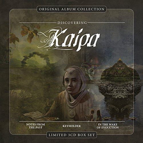 Original Album Collection: Discovering Kaipa [3 CD]