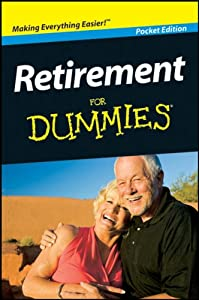 Retirement for Dummies by WIley Publishing, Lic.hobo
