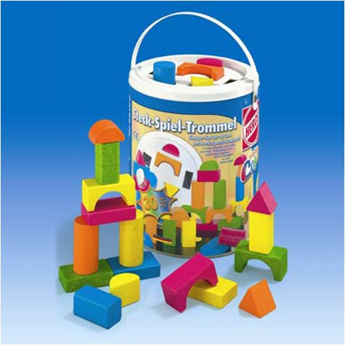 Buy Shape Sorter Drum Happy Colors (30 pc.)