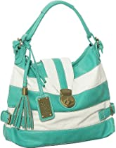 Hot Sale Turquoise Zane Hobo