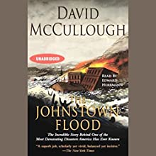 The Johnstown Flood Audiobook by David McCullough Narrated by Edward Herrmann