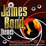 echange, troc Compilation, The United Studio Orchestra - James Bond Themes : The Complete Collection 1962-2008