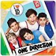 One Direction Dessert Plates 8ct from Amscan