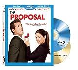 The Proposal (+ Digital Copy) [Blu-ray]