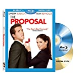 The Proposal (+ Digital Copy) [Blu-ray] ~ Sandra Bullock