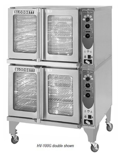 Blodgett Hv-100Gaddl Full Size Gas Convection Oven - Ng, Each