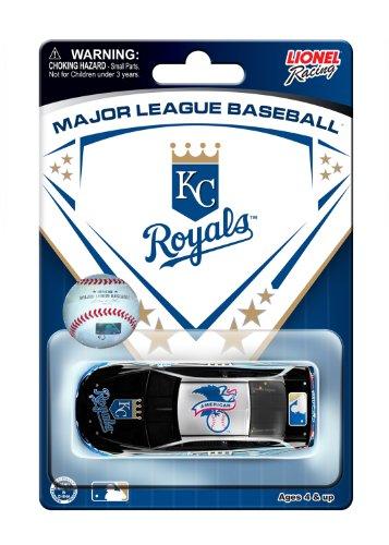 Kansas City Royals Major League Baseball Hardtop Diecast Car, 1:64 Scale
