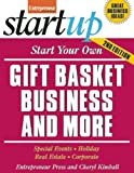 img - for By Entrepreneur Press Start Your Own Gift Basket Business and More: Special Events, Holiday, Real Estate, Corporate (Start (Second Edition) book / textbook / text book
