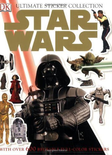 Star Wars Ultimate Sticker Collection (Ultimate Sticker Collections)