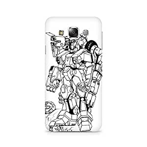 Mobicture Cards Premium Printed Case For Samsung Grand 2 G7106