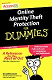 img - for Online Identity Theft Protection for Dummies book / textbook / text book