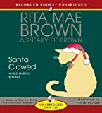 img - for Santa Clawed (The Mrs. Murphy series) book / textbook / text book