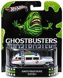 Hot Wheels 2012 Retro Series Die-Cast Ghostbusters ECTO-1 1:64 Scale