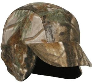 Outdoor Cap Fleece Cap w/Earflaps One Size AP