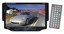 See Pyle PLD7MU 7-Inch Single DIN TFT Touch Screen DVD/MP3/MP4/CD-R/USB/SD/AM/FM/RDS Receiver Details