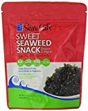 Sea's Gift Korean Seaweed Snack Kim Nori, Sweet, 0.69 Ounce (Pack of 12) thumbnail