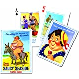 Piatnik Saucy Seaside playing cards (single deck)