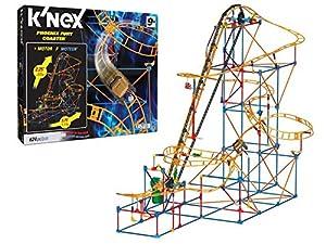 k nex motorized ferris wheel instructions