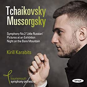 "Tchaikovsky: Symphony No. 2 "" Little Russian"" - Mussorgsky: Pictures at an Exhibition"
