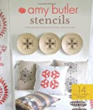Chronicle Books Amy Butler Stencils: Fresh, Decorative Patterns for Home, Fashion & Craft