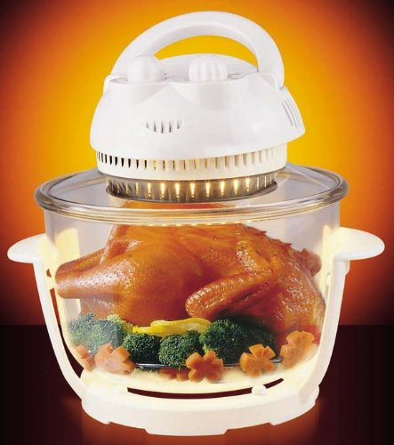 Halogen Convection Oven - 3.5 litre bowl