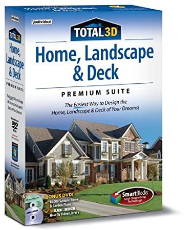 Total 3D Home, Landscape and Deck Suite 12