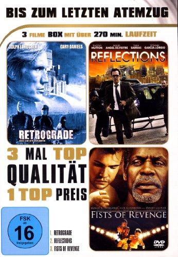 BIS ZUM LETZTEN ATEMZUG (3 Filme Box) Retrograde - Reflections - Fists of Revenge