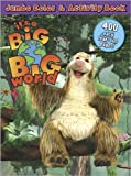 It's a Big Big World Jumbo Color & Activity Book