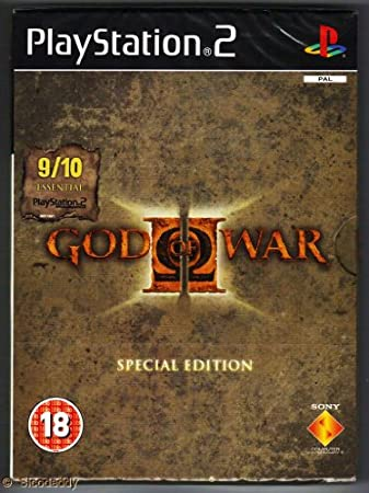 God of War 2 [Special Edition]