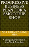 Progressive Business Plan for a Smoot...